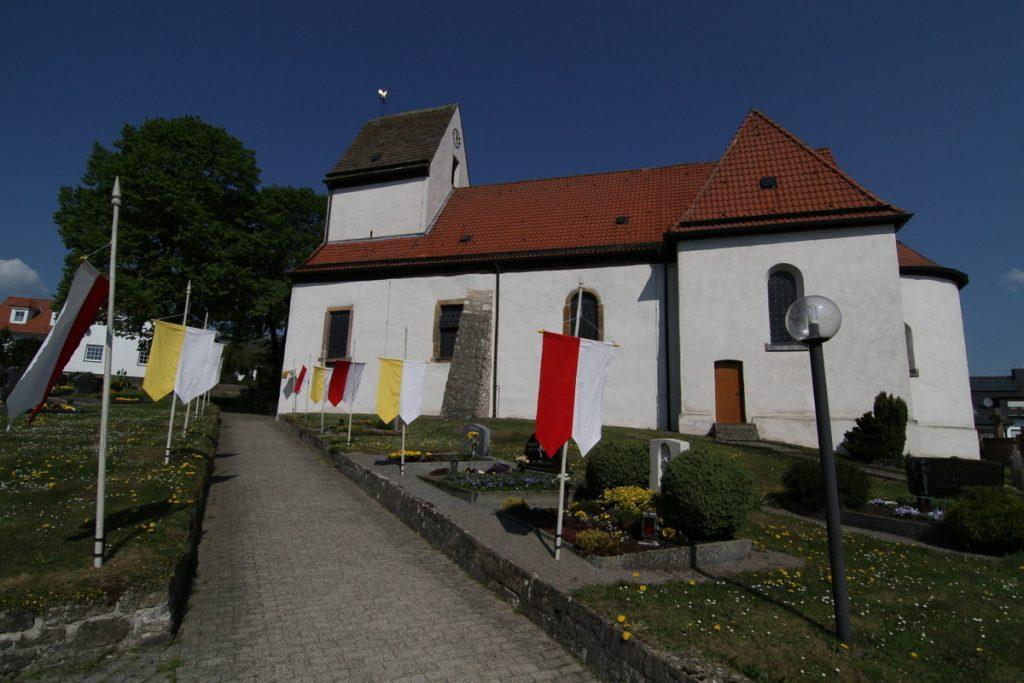 Pfarrkirche St. Georg Altenheerse