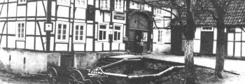 Gaststätte Stork um 1934