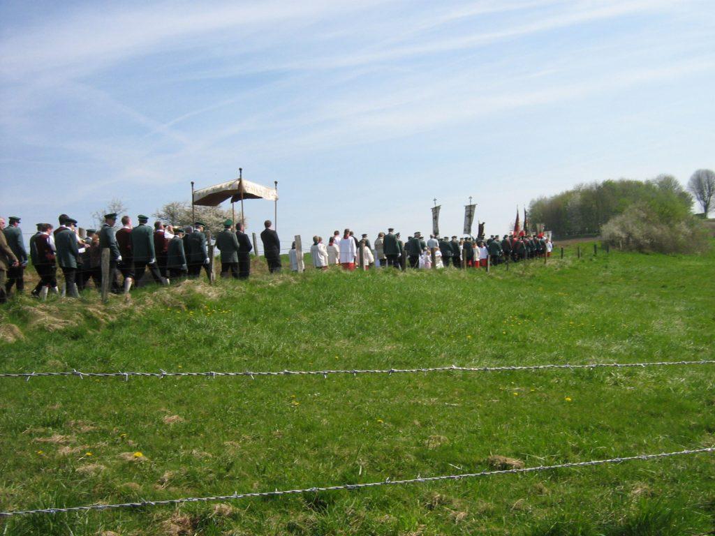 Georgius Prozession