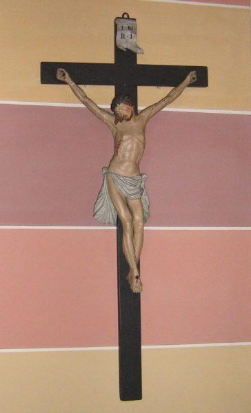 Kreuz in der Pfarrkirche St. Georg