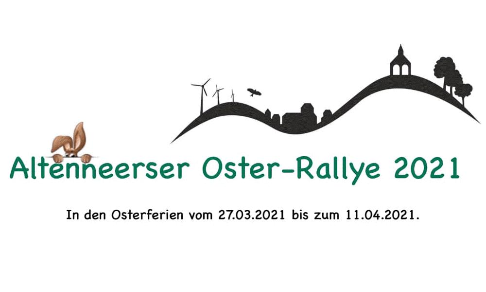Oster-Rallye für Kinder in Altenheerse